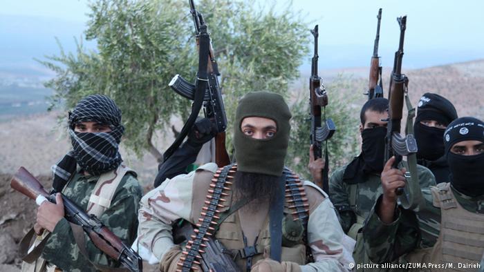 Эксперт: В рядах ИГ сражаются до 4000 исламистов из стран Центральной Азии