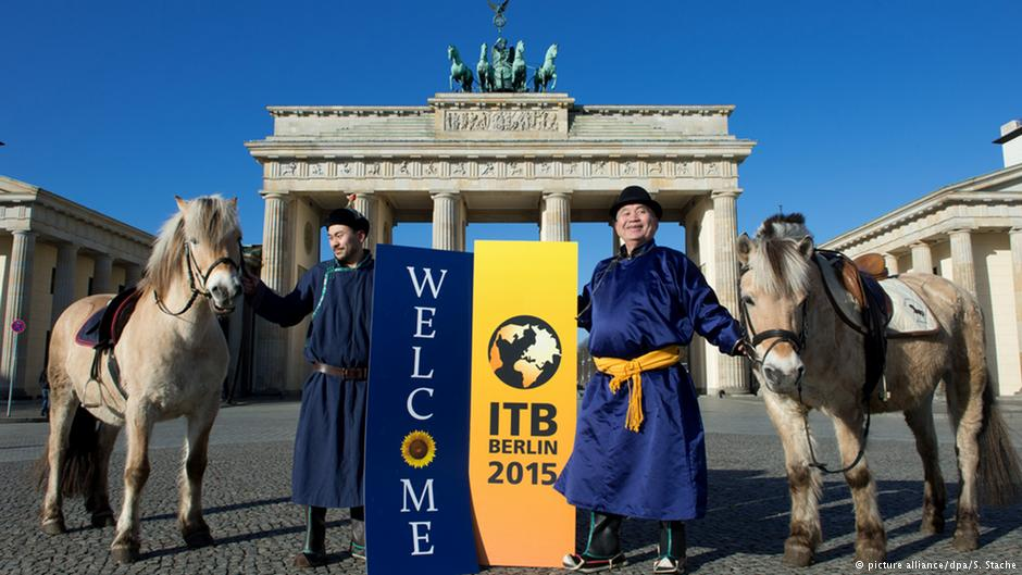 ITB Berlin is a Strong Marketplace in Turbulent Times