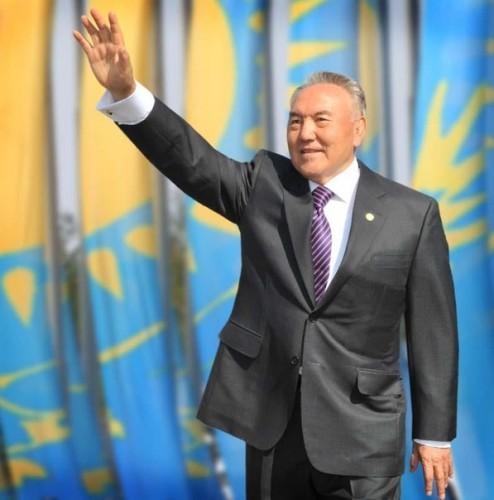 Путин:Назарбаев совершил уникальную вещь. Он создал государство на территории, на которой государства не было никогда. У казахов не было государственности