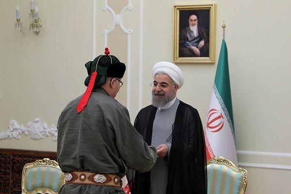 Iran ready to enhance economic ties with Mongolia