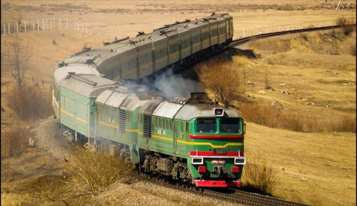 Между Россией и Монголией подписано соглашение об условиях ж/д перевозок