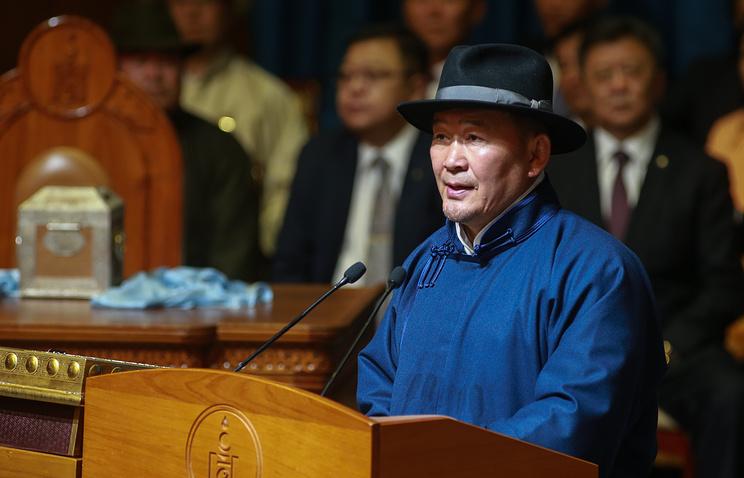 Президент Монголии: Улан-Батор надеется на расширение сотрудничества с Москвой