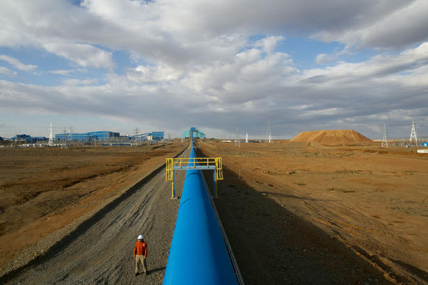 Mongolia to be transformed by giant Rio Tinto copper mine