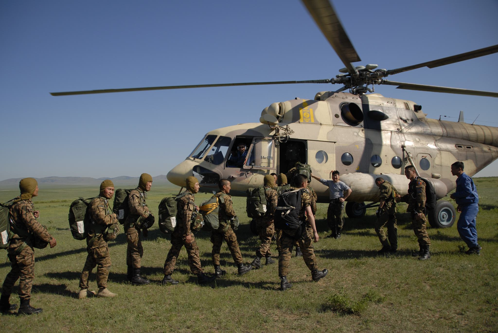India, Mongolia begin joint army exercise
