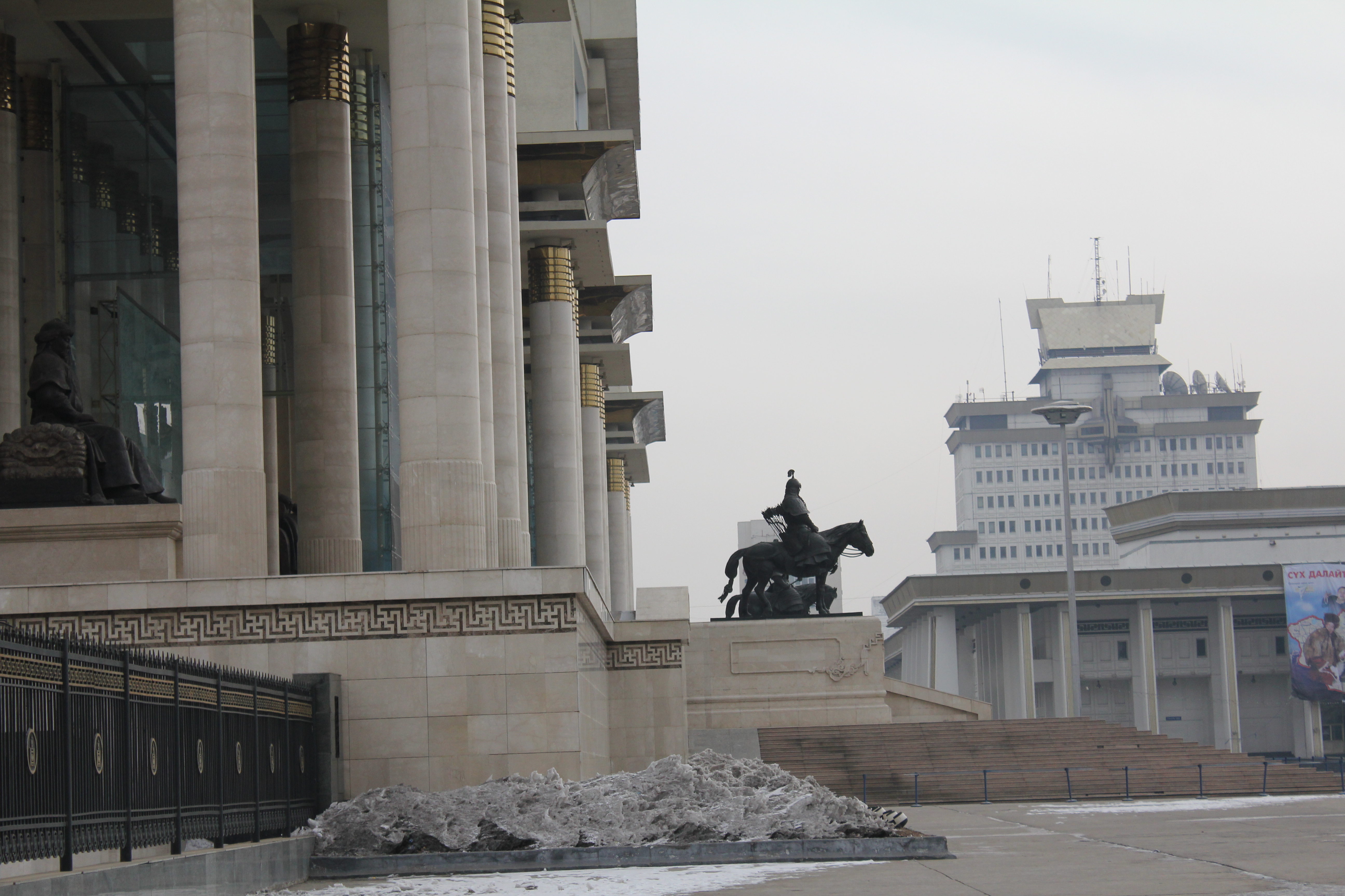 Thinking about democracy in Mongolia