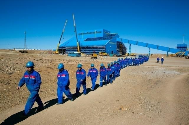 Turquoise Hill Announces Third Quarter 2014 Production