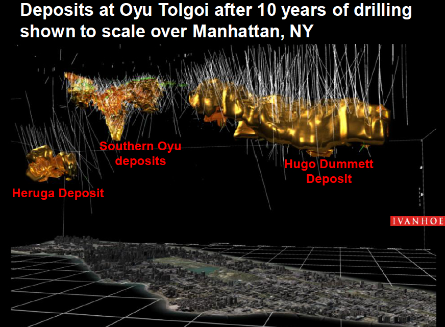 Copper prices weigh on Rio Tinto's looming decision on Oyu Tolgoi expansion