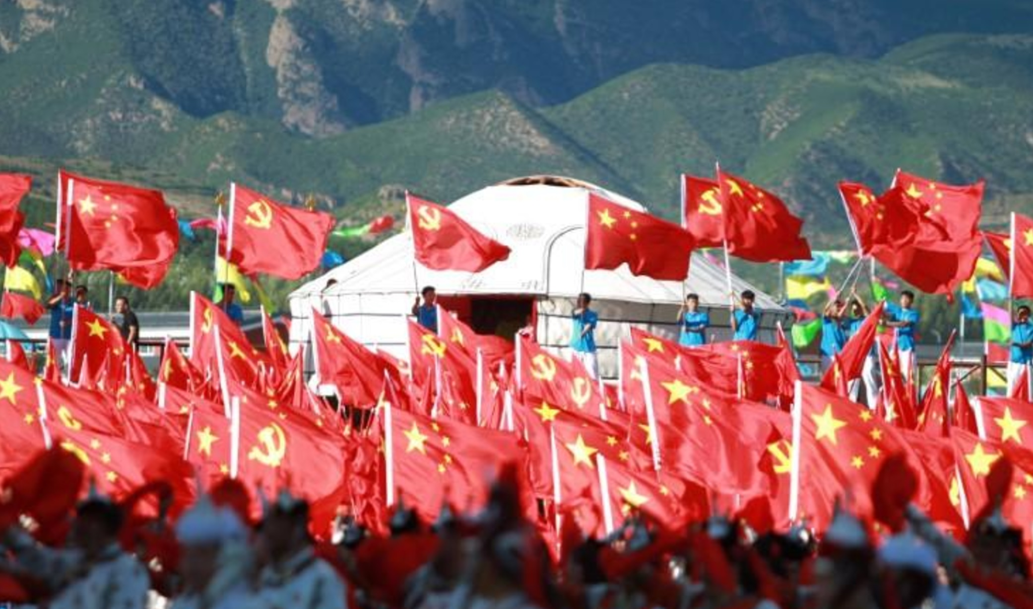 Mongolian Warriors and Communist Soldiers: A Frontier Town in China