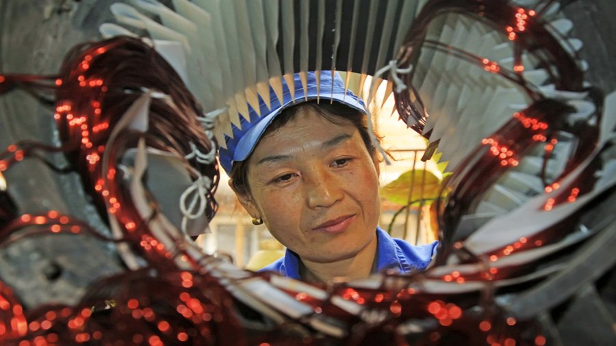 Copper price boost as Chinese imports rebound