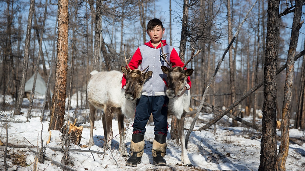 Mongolia's reindeer herders defend their way of life
