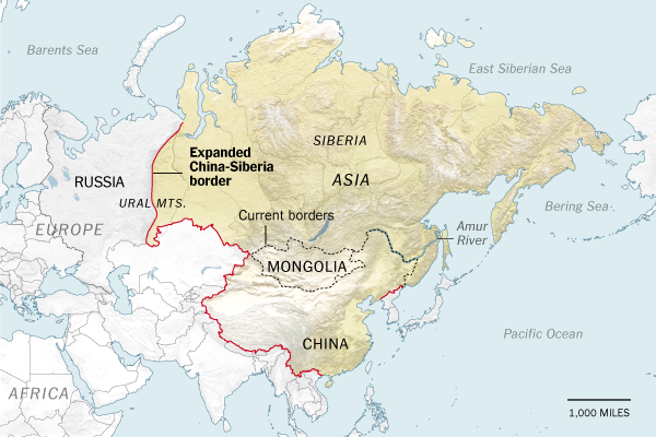 Why China Will Reclaim Siberia