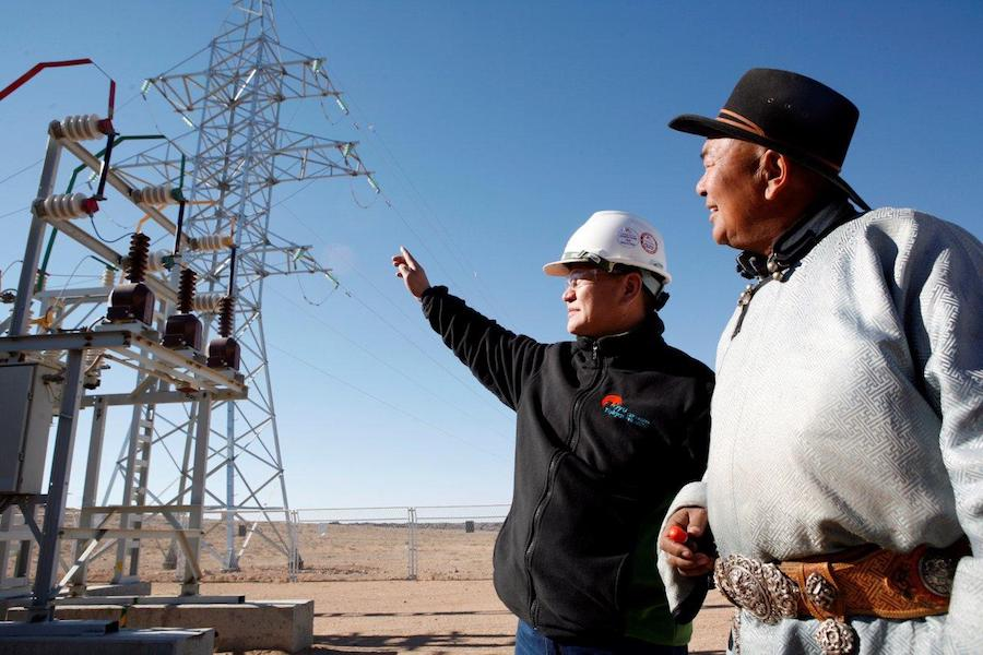 Rio to build power plant at Oyu Tolgoi copper-gold mine in Mongolia